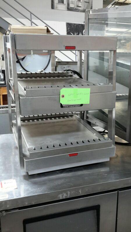 "Used 18"" Nemco 6480-18S Heated Display Merchandiser"