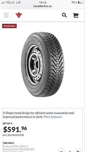 Pneus d'hiver / winter tires