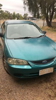 Selling my 1998 ford laser