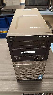 **Dell Optiplex 7010 i5 Quad Core 3.30GHz 8GB 500GB DVD+RW Windows 7 Pro 64bit**