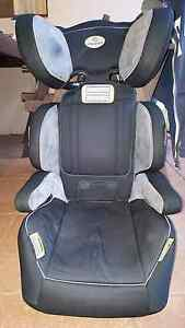Infa Secure booster seat with adjustable headrest. Yaroomba Maroochydore Area Preview