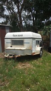 Dog trailer Meadows Mount Barker Area Preview