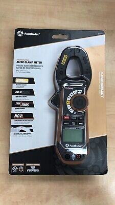 Southwire Acdc Clamp Meter Brand New