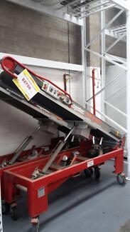 Electric Lifta Conveyor mobile bed