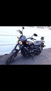 2015 Harley Davidson Street 750, with 5 year full warranty