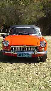 MGB 1967 Roadster Australind Harvey Area Preview