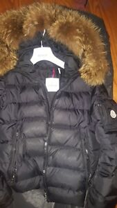 Authentic Moncler Byron Men's Bomber Jacket Size Small