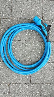 MENNEKES Typ2 Ladekabel 400V 32A 3-phasig Länge 4m Tesla ZOE etc. gebraucht