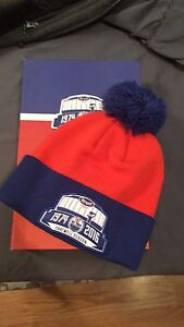 Limited addition Oilers farewell season toque