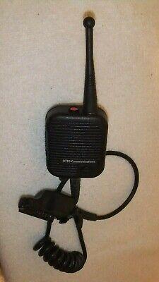 Motorola Otto Ht1000 Mts2000 Speaker Mic Uhf Antenna Alarm Ear Rmn5072