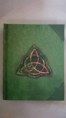 Charmed 478 Page Book of Shadows by Christopher M. Whelan (English) Hardcover
