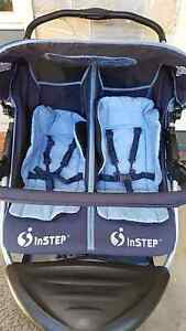 Instep Double Pram Banksia Park Tea Tree Gully Area Preview