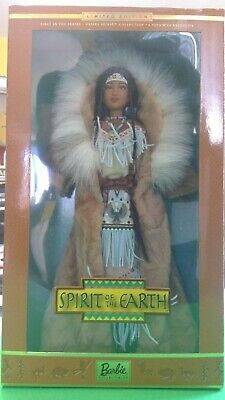 Barbie: SPIRIT OF THE EARTH Toys R Us Exclusive 2001 #6284 NRFB