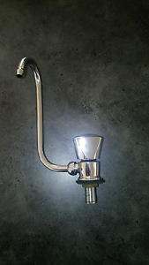 Chrome Fold Down Caravan Tap Nairne Mount Barker Area Preview