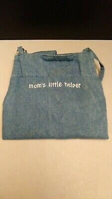 Williams Sonoma Child Apron Mom's Little Helper (Williams Sonoma Kids Apron)