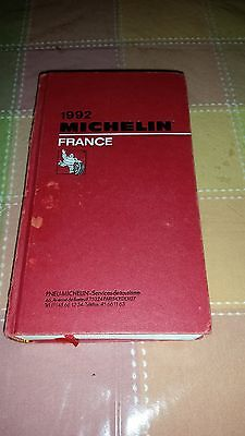 1992 Michelin France (restaurant guide)