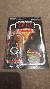 Luke Skywalker star wars figurine brand new Newport Hobsons Bay Area Preview