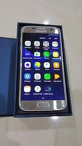 Samsung Galaxy S7 Titanium Silver 32GB Unlocked Box & Accessories Parramatta Parramatta Area Preview