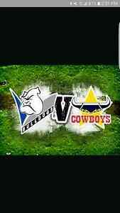 Bulldogs vs Cowboys Belmore tickets Canterbury Canterbury Area Preview