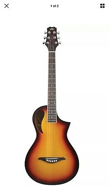 NEW in Box Peavey Composer Guitar Sunburst Parlor Acoustic Guitar - Sunburst GR8