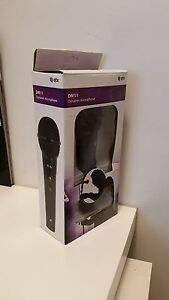 DM11 QTX Black Dynamic Microphone Pascoe Vale Moreland Area Preview