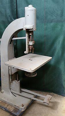 Wysong 283 Borer 2 Speed 8 In Stroke Vertical Boring Machine