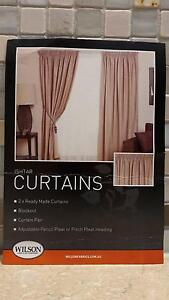 2 x Ready Made Curtains Lockleys West Torrens Area Preview