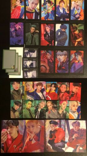 ONEUS DEVIL Album Photocards and Inclusions - US Seller