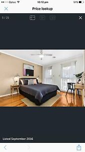 Furnished room for rent close to Lalor plaza Thomastown Whittlesea Area Preview