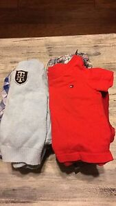 Baby boy clothing 6-18 months