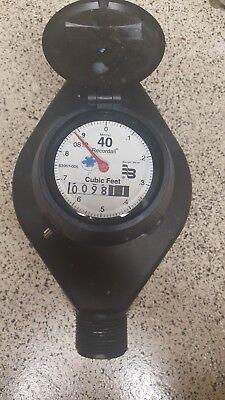 Bager Meter1 Recordall Disc Meter Model M40 Water Meter