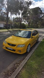 2002 Mazda 323 SP20 2.0l manual Blacktown Blacktown Area Preview
