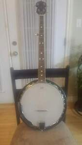 Beautiful brand new 5 string Banjo for sale