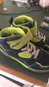 Size 2 Geox shoes