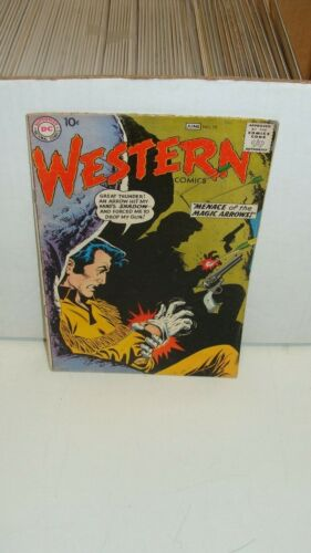 DC Western Comics 75 Silver-Age 1959