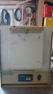 General Signal Linderg Model 51848 Laboratory Box Furnace Oven