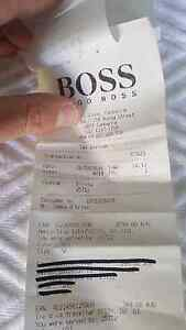 Hugo Boss Suit - worn once Curtin Woden Valley Preview
