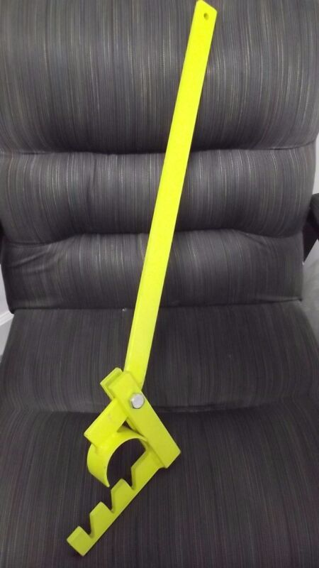 Chain Link Stretch Tool (The Tension Master) Wire Fence. Hand Puller  USA Made