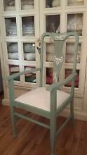 Beautiful Chalk Painted Chair Wynn Vale Tea Tree Gully Area Preview