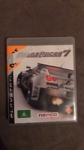 Want to sell Ridge Racer 7 PS3 game