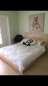 Private, furnished, bachelor, garden coach house