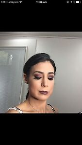 Certified makeup artist for bridal and glamour and hairdresser Hunters Hill Hunters Hill Area Preview