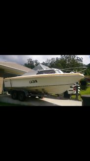 Swiftcraft dominator 18 foot 175 hp johnson 1995 model Williamstown Hobsons Bay Area Preview