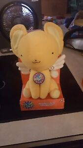 Cardcaptor Sakura Card Captor Kerberos Kero-chan Kero talking English doll 9inch