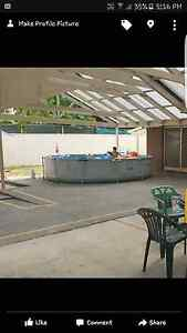 18ft watermark porta pool Golden Grove Tea Tree Gully Area Preview