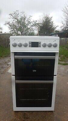 Beko BDVC5NXTW electric cooker white 50cm