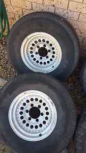 31inc r15 tyres and aluminum rims Alexandra Hills Redland Area Preview
