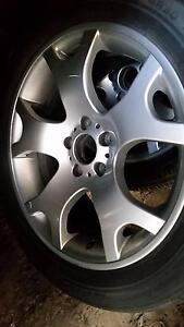 BMW X5 series 19x9 19x10 rims 5x120 Auburn Auburn Area Preview
