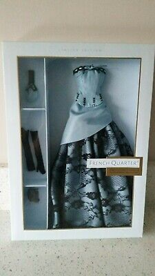 2002 Limited Edition FRENCH QUARTER Barbie Fashion - NRFB