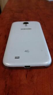 Galaxy S4 white unlocked. Tweed Heads 2485 Tweed Heads Area Preview
